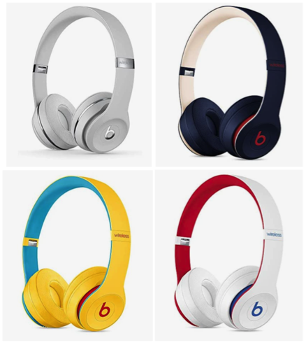 Beats Solo3 Wireless On-Ear Headphones only $119.95 shipped!