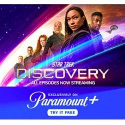 free Paramount+ trial