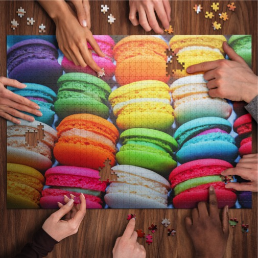 Macaroons Jigsaw Puzzle