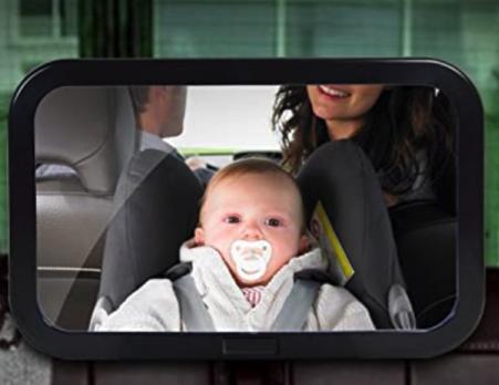 Espejos de bebé