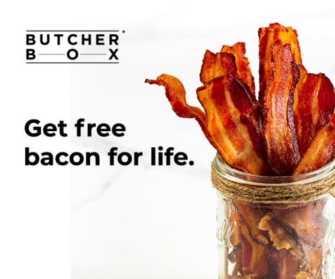 ButcherBox Discount Code for bacon