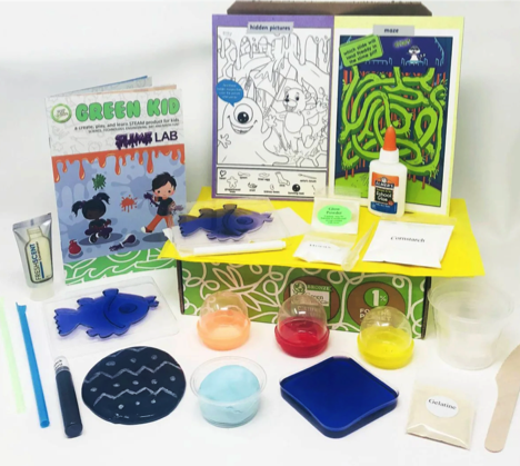 Green Kid Crafts Subscription