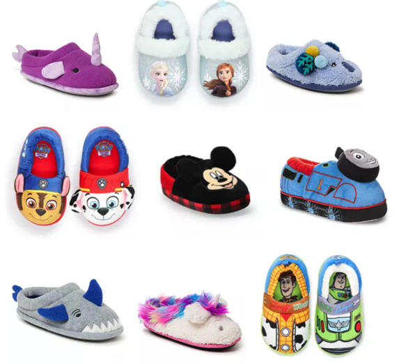 Kids Slippers at Kohl's