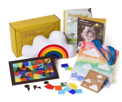 The Top 8 Monthly Subscription Boxes for Toddlers