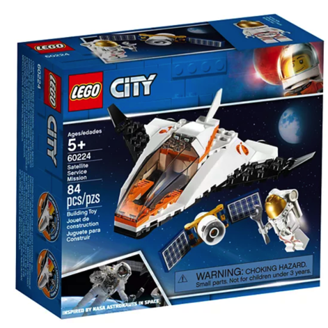 LEGO City Satellite Set