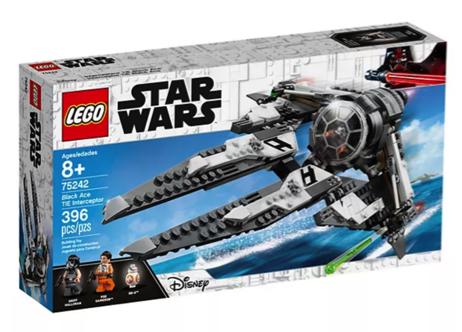 LEGO Star Wars Black Ace TIE Interceptor
