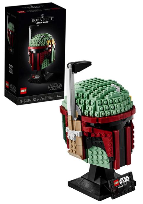 LEGO Star Wars Bob Fett Helmet