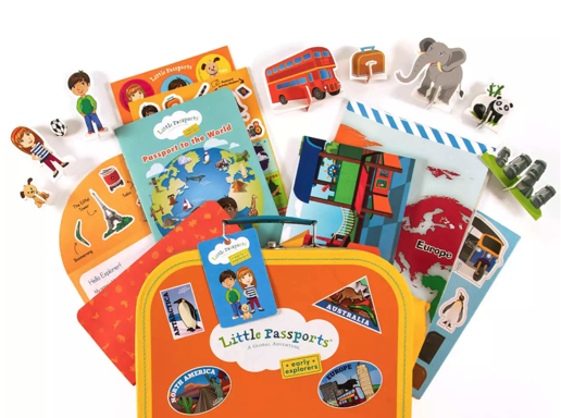 Little Passports Early Explorers Box