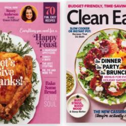 Magazine Subscription Deals Recipes