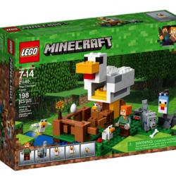 Minecraft The Chicken Coop Set