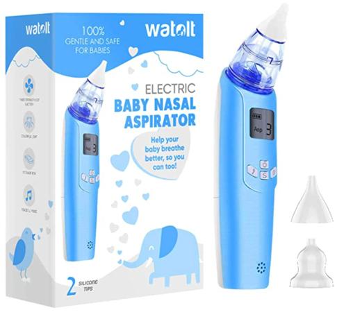 Ideas de regalos para bebés Aspirador nasal