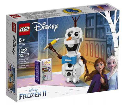 Olaf LEGO Set