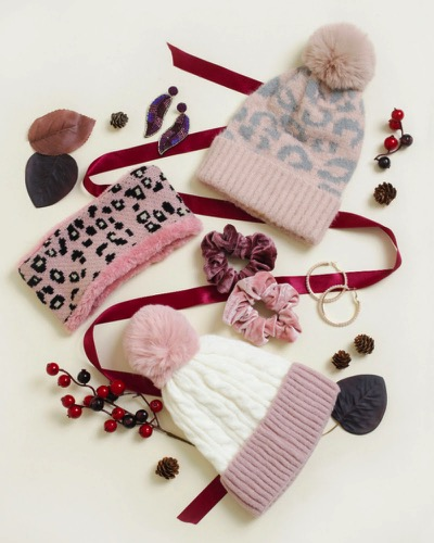 Pink Stocking Stuffers