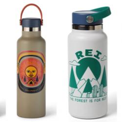 REI Hydro Flasks