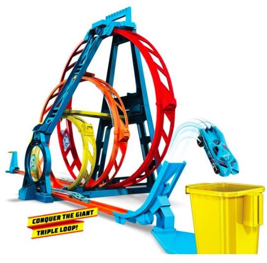 Hot Wheels Loop Builder Kit Black Friday Deal