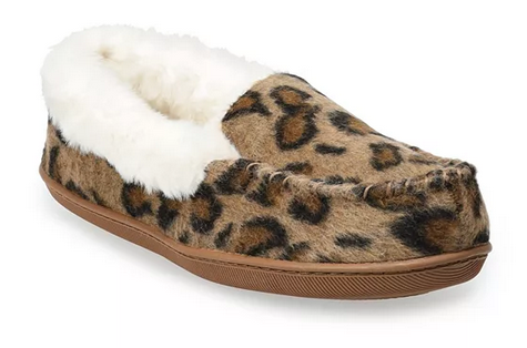 Women's Sonoma Moccasin Slippers
