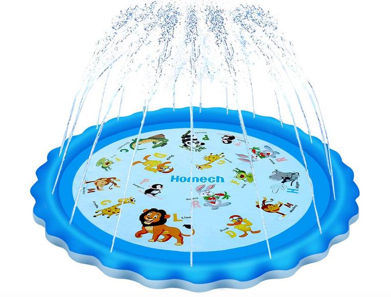 Homech Sprinkler Splash Pad for Kids