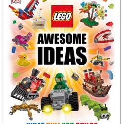 LEGO Awesome Ideas Hardcover Book