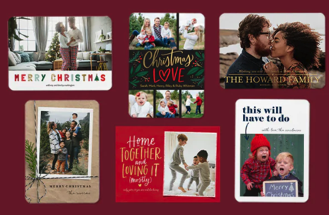 Shutterfly Holiday Cards discount