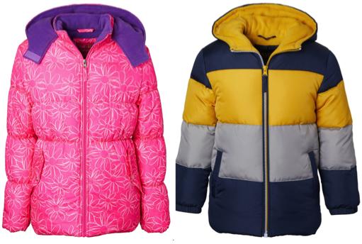 Kids Puffer Coats