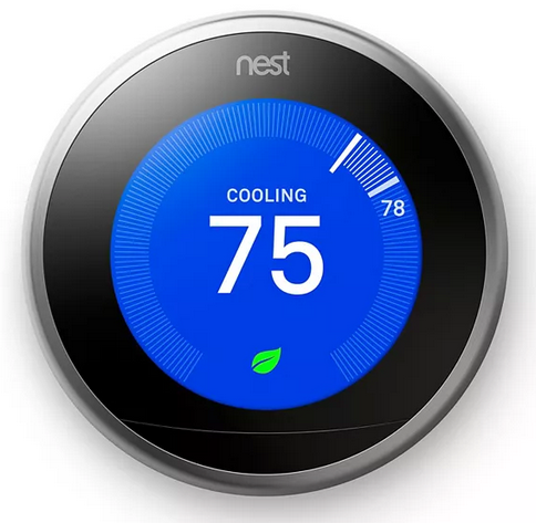 Google Nest Learning Thermostat only $199.99 shipped + $60 in Kohl's Cash!