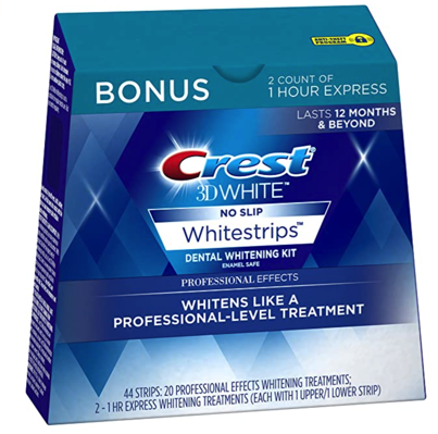 Oral B & Crest Black Friday Deals = Great Prices on Whitening Strips & Electric Toothbrushes!