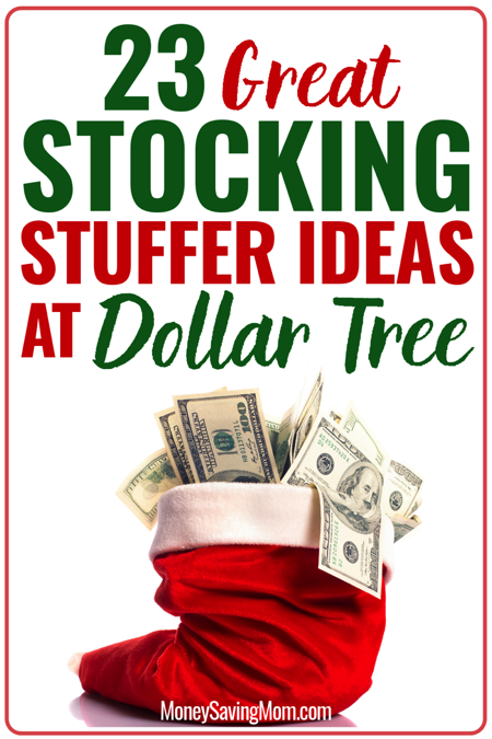 Dollar Tree Stocking Stuffers