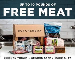 FREE Meat in ButcherBox