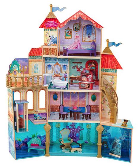 Disney Ariel Dollhouse