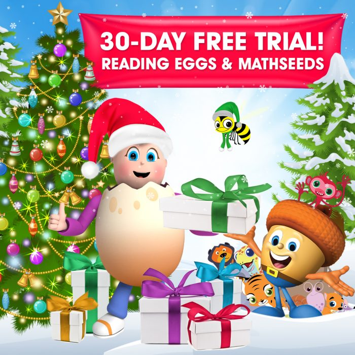 free Reading Eggs App trial