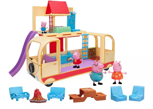 Peppa Pig's Transforming Campervan