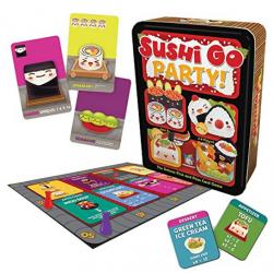 Gamewright Sushi Go Party!