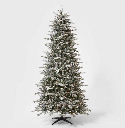 Holiday trees, lights, wrap, décor and more