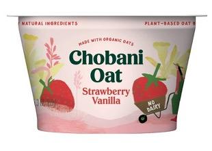 Chobani Oat Yogurt