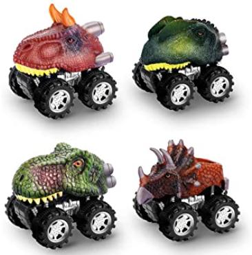 Snoky Dinosaur Toy Cars