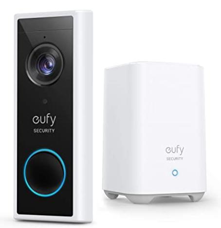 eufy Security Wireless Video Bel