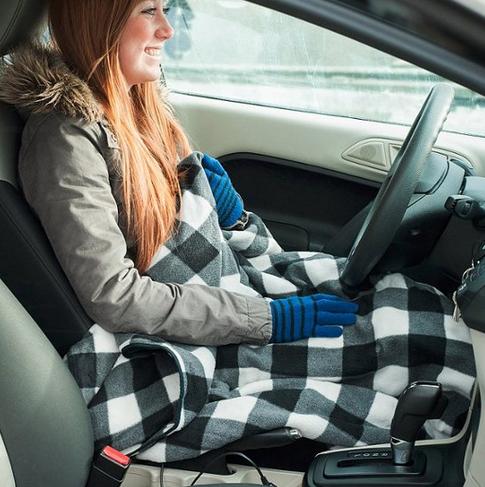 Stalwart Electric Car Blanket