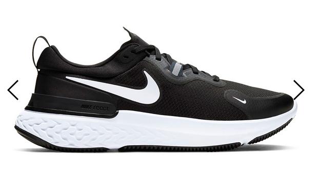 Men's Nike React Miler Running Shoe