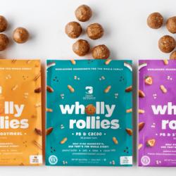 Crazy Richard's Wholly Rollies Protein Balls (6 oz)