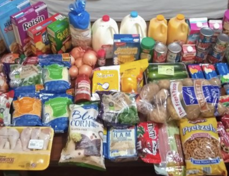 Brigette's $103 Grocery Shopping Trip and Weekly Menu Plan for 6