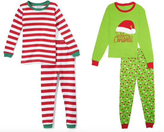 Holiday PJs From Elowel