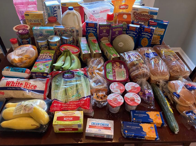 Gretchen's $85 Grocery Shopping Trip and Weekly Menu Plan for 5