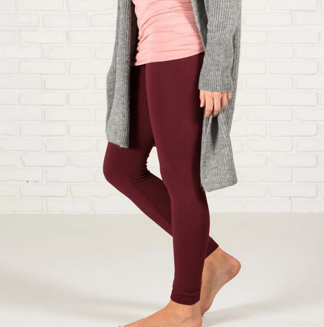 Double Fleece Lined Leggings