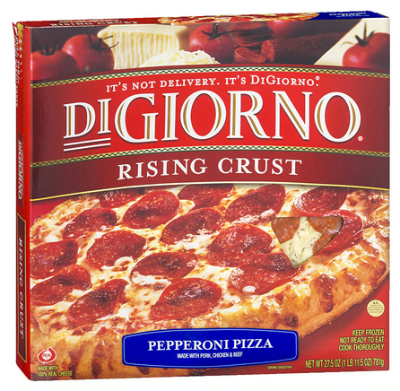 DiGiorno Rising Crust Pizzas