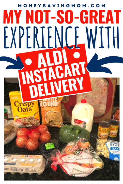 ALDI Grocery Delivery Review