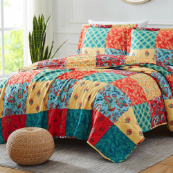 Colorful Quilt Sets
