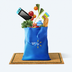Free delivery with Walmart Plus membership