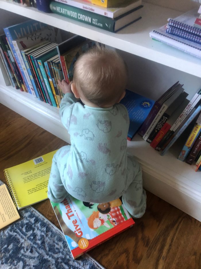 12 Books I Plan to Read to Kierstyn in 2021