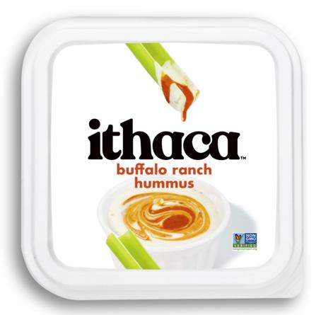Ithaca Buffalo Ranch Hummus