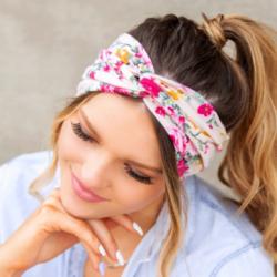 Jersey Knit Headwraps